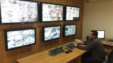 TCDD Eskişehir Gar Kamera Sistemi Projesi Tamamlandı