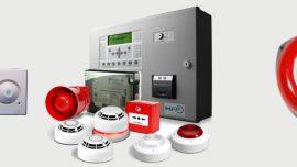 Yangın Algılama ve Alarm Sistemleri