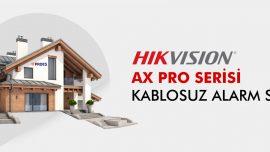 Hikvision AX PRO Kablosuz Alarm